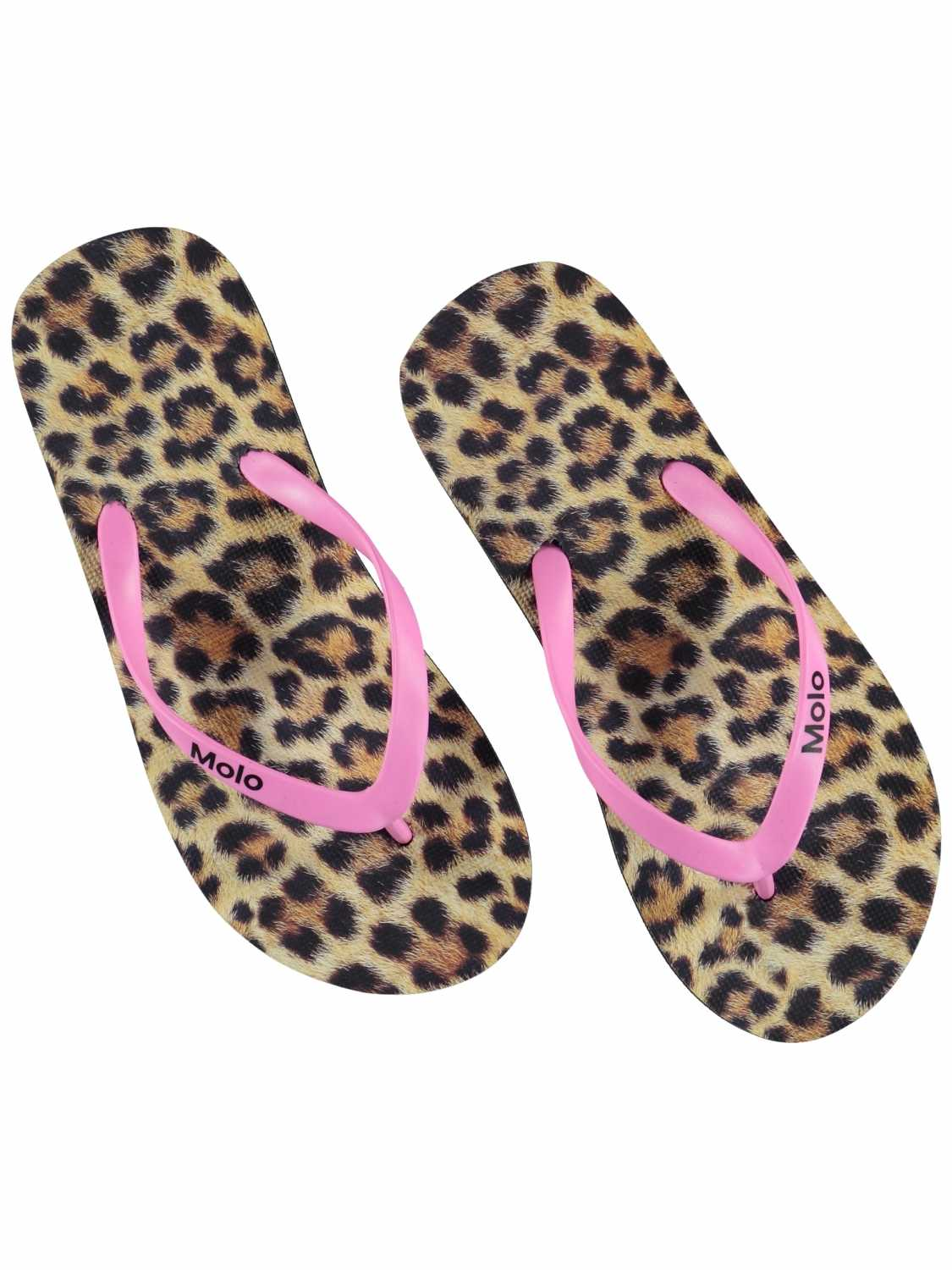 Molo Slippers - meisjes - All over print -