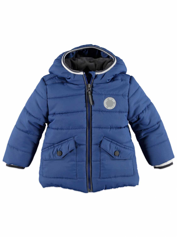 Babyface Winterjas  - Kobaltblauw - Polyester