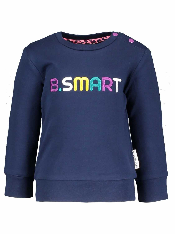 B.Nosy Sweater  - Donkerblauw - Katoen/elasthan