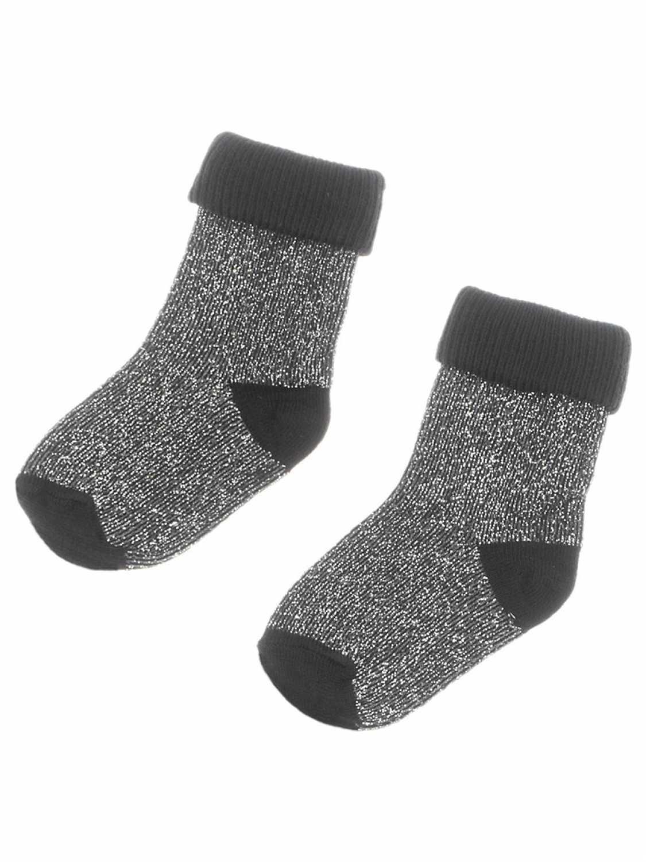 Feetje Sok  - Zwart - Katoen/polyamide/elasthan