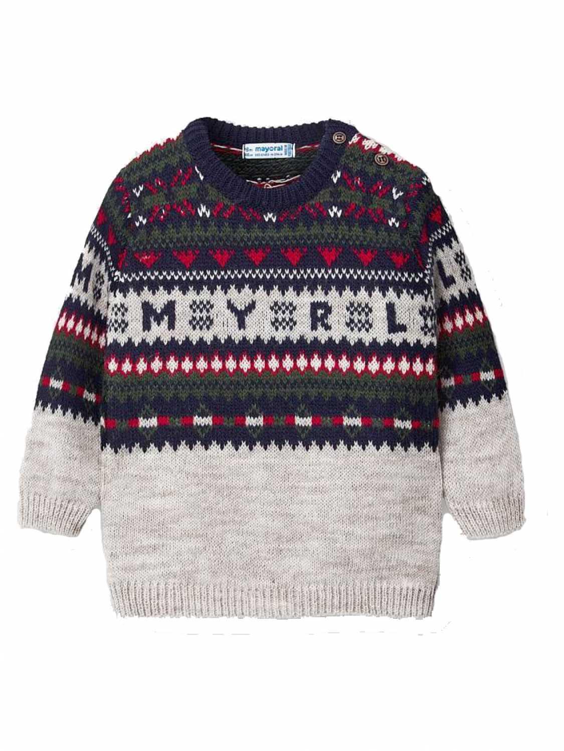 Mayoral Sweater  - Diverse Kleuren - Acryl