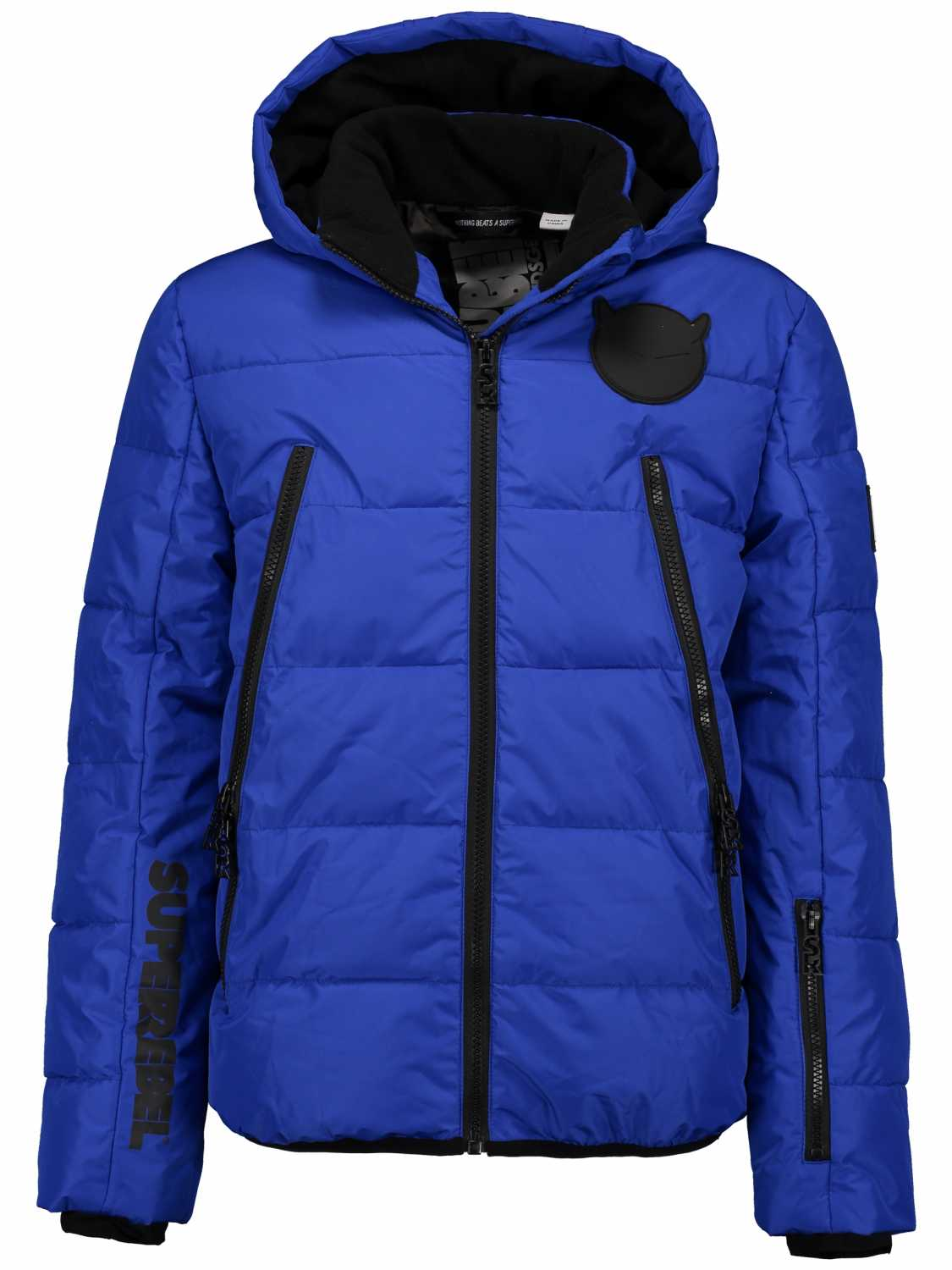 Super Rebel Winterjas - jongens - Blauw -