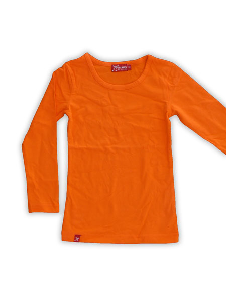 BASICS by KKTK.nl Shirt lange mouw