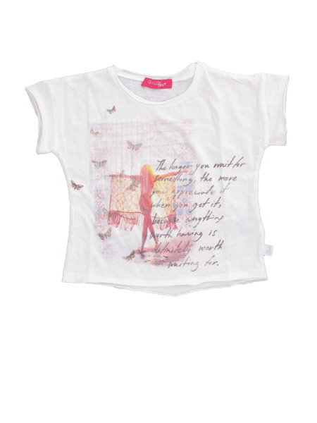 Gaudi Shirt Korte Mouw