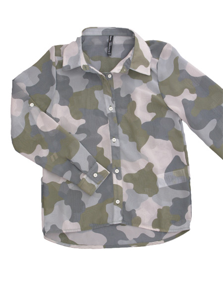 Afbeelding Outfitters Nation Blouse lange mouw