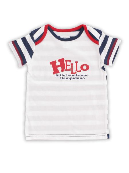 Bampidano Shirt korte mouw
