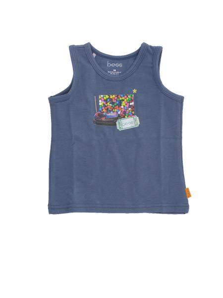 Bess Shirt mouwloos