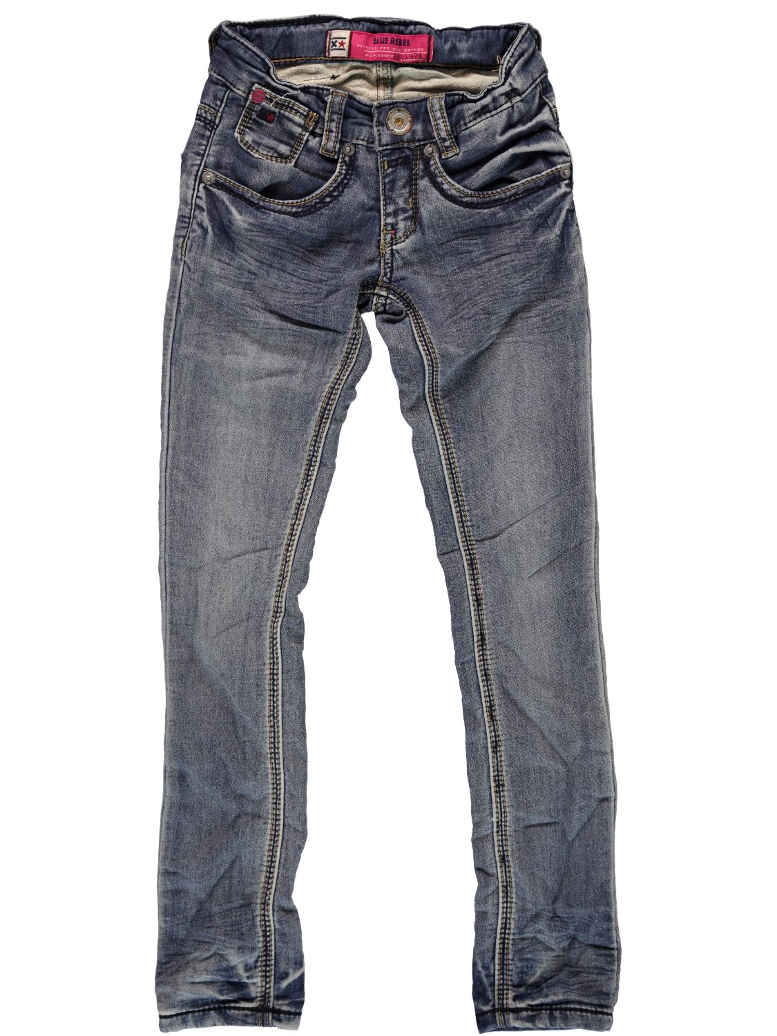 Blue Rebel Lange broek