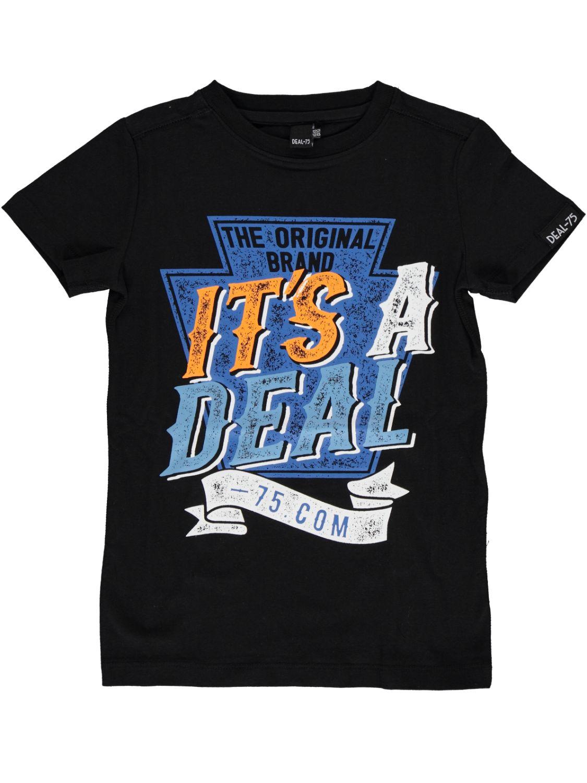 Deal-75 Shirt korte mouw