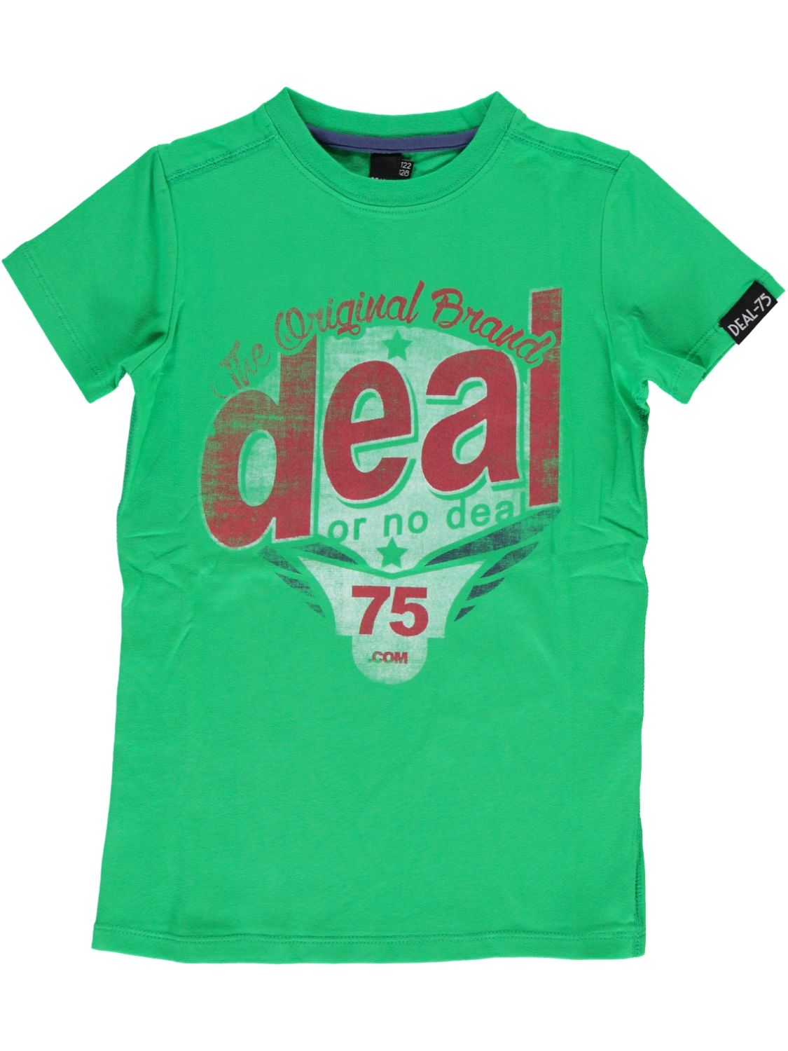 Deal-75 Shirt korte mouw