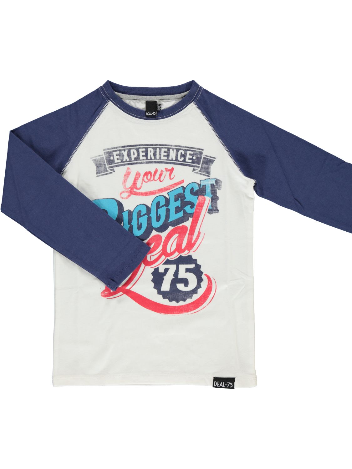 Deal-75 Shirt lange mouw