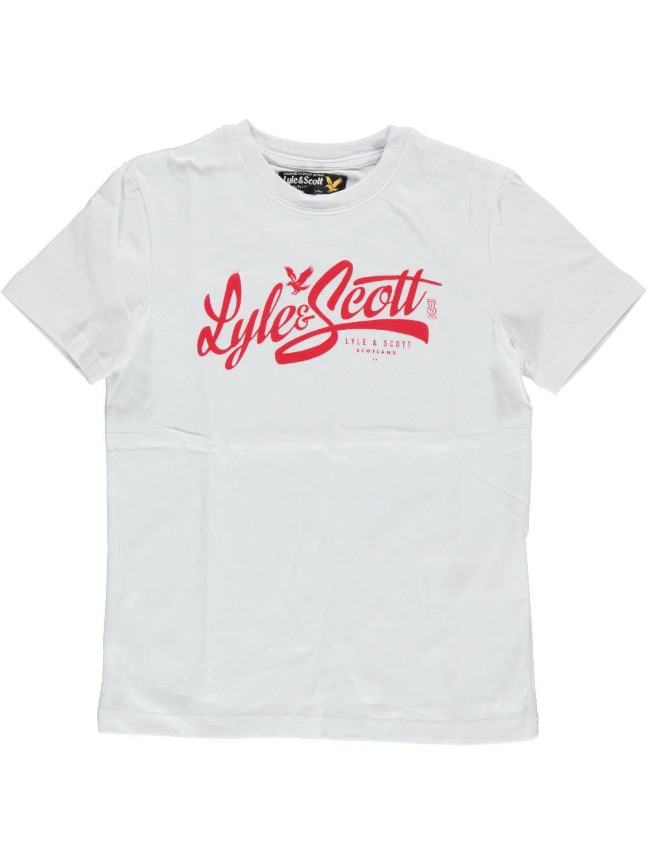 Lyle Scott Shirt korte mouw