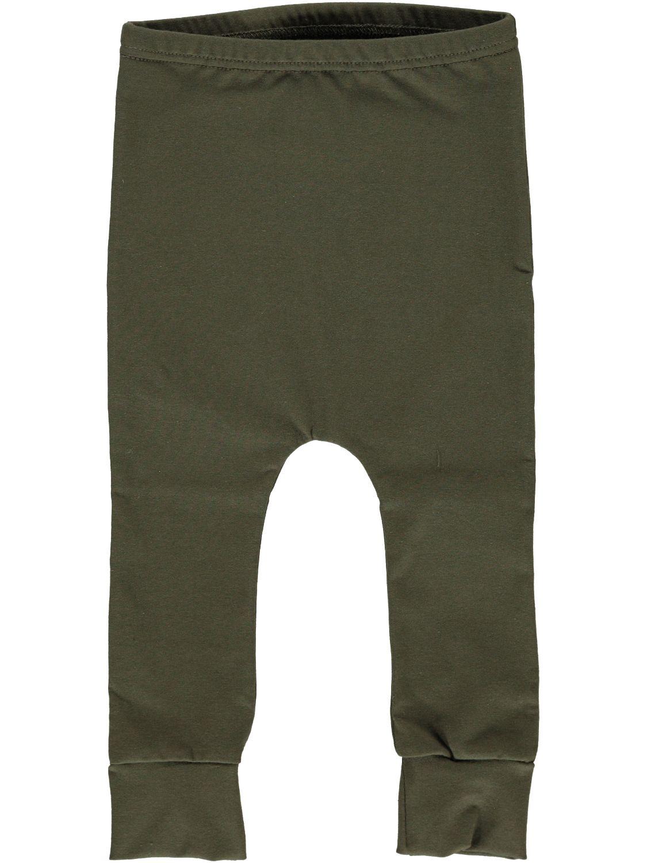 Wooden Buttons Lange broek