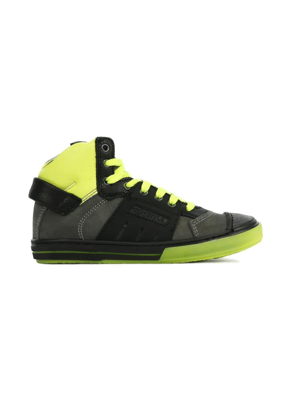Hip Sneakers Leer