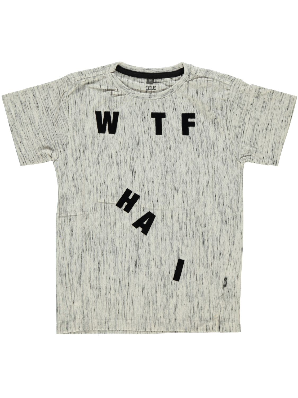 Gsus Shirt korte mouw