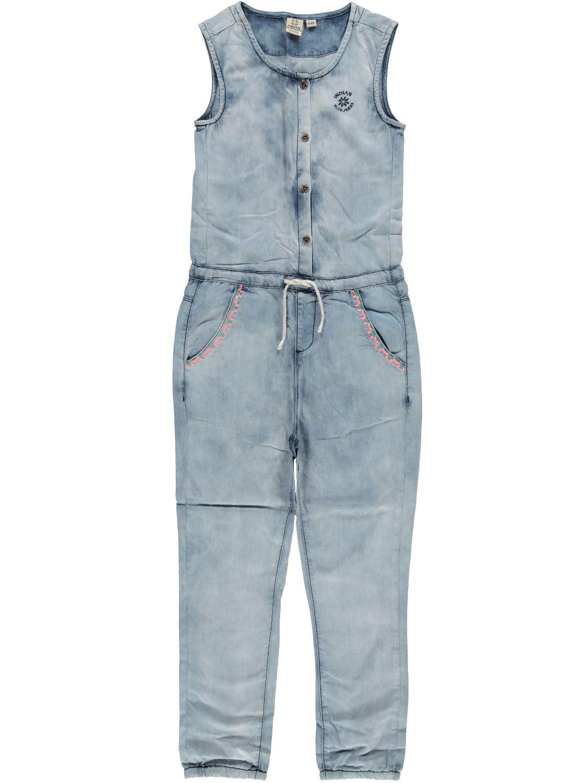 Indian Blue Jeans Jumpsuit