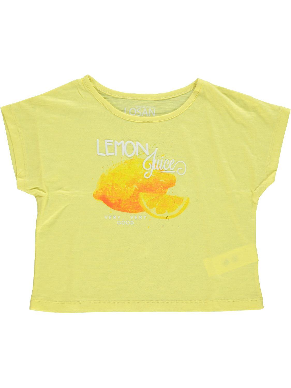 Losan Shirt korte mouw
