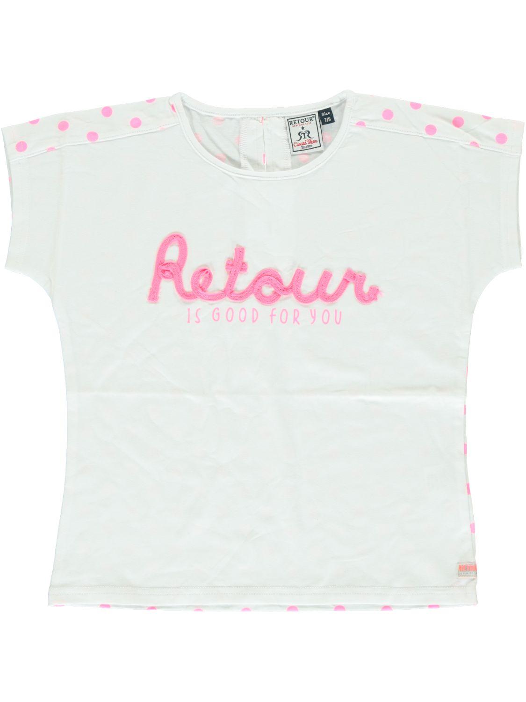 Retour Denim Shirt korte mouw