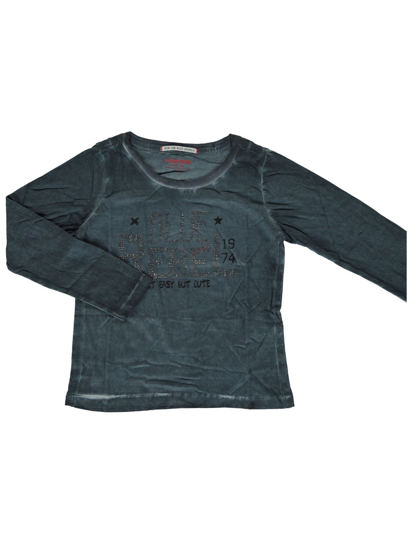 Blue Rebel Shirt lange mouw