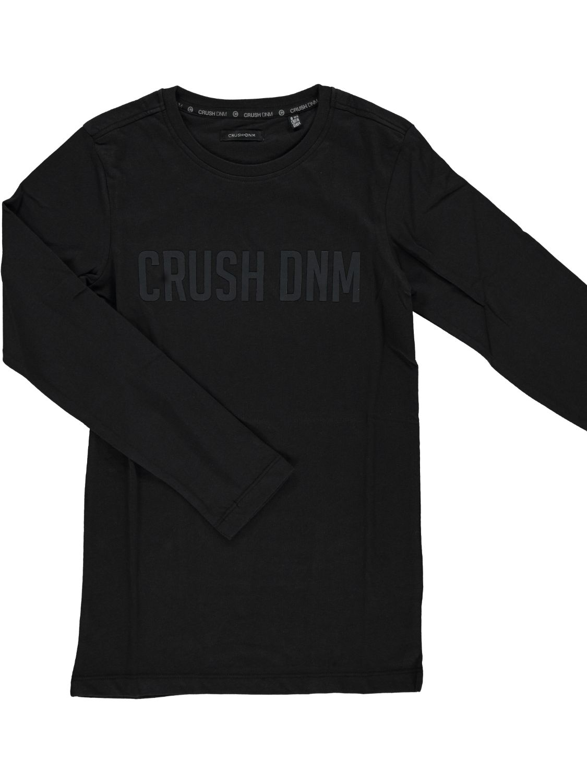 Crush Denim Shirt lange mouw