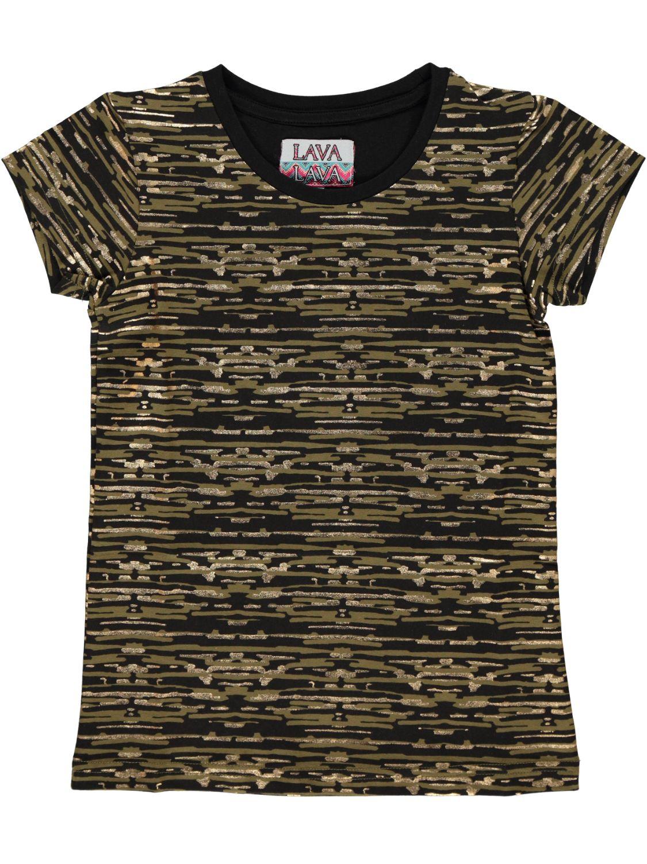 LavaLava Shirt korte mouw