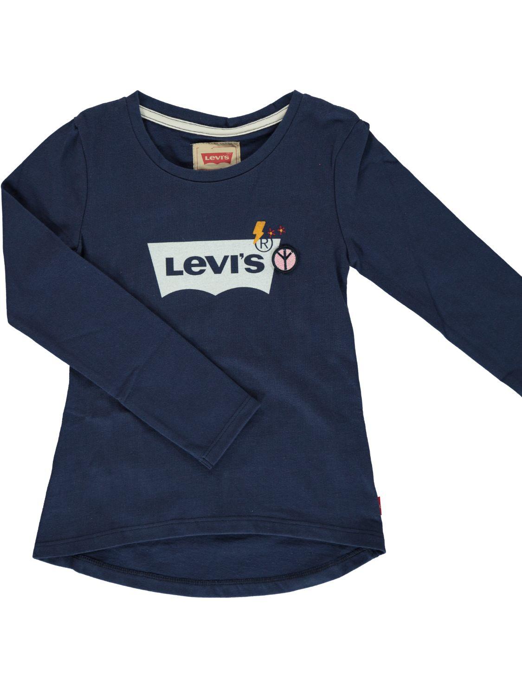 Levis Shirt lange mouw