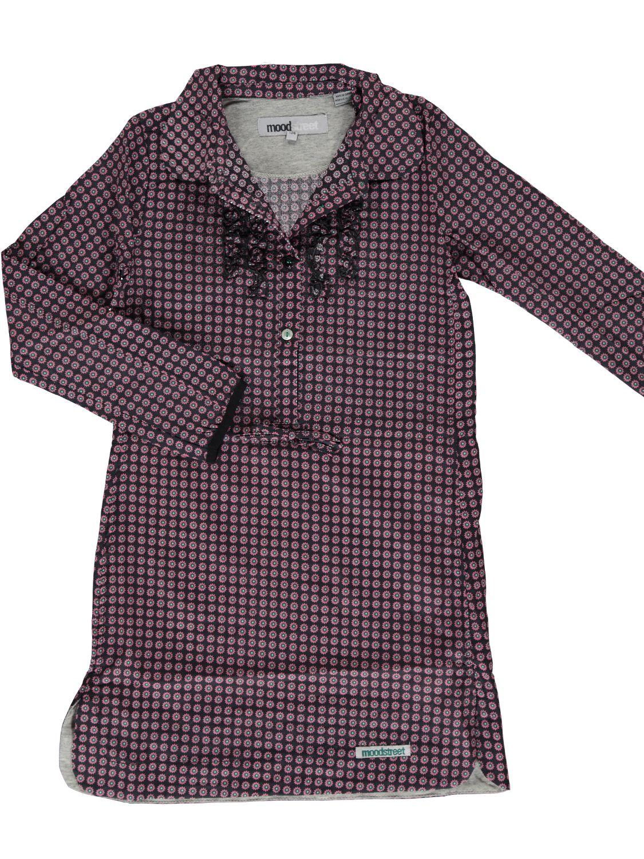 Moodstreet Kinderkleding.Moodstreet Jurk M7085897 Antra Outlet Kinderkleding In