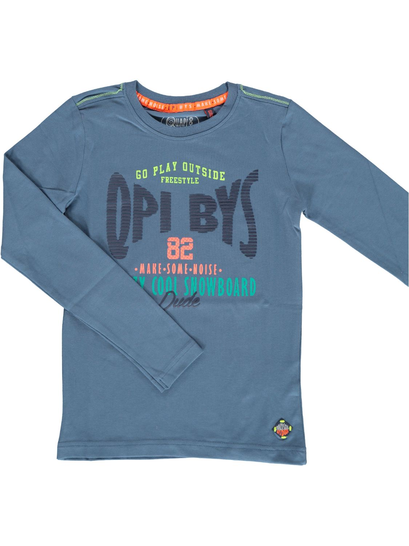 Quapi Shirt lange mouw