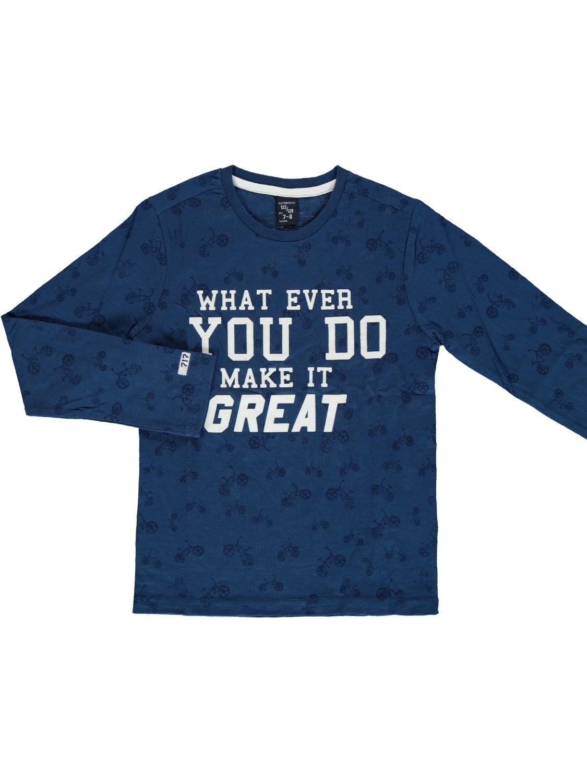 Sevenoneseven Shirt lange mouw