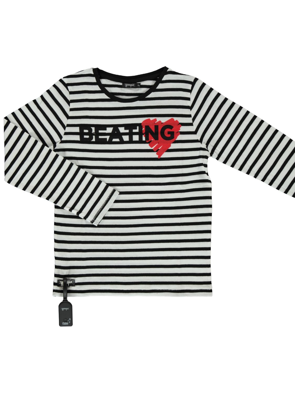 Yporque Shirt lange mouw