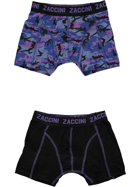 Zaccini Underwear 2-Pack boxer