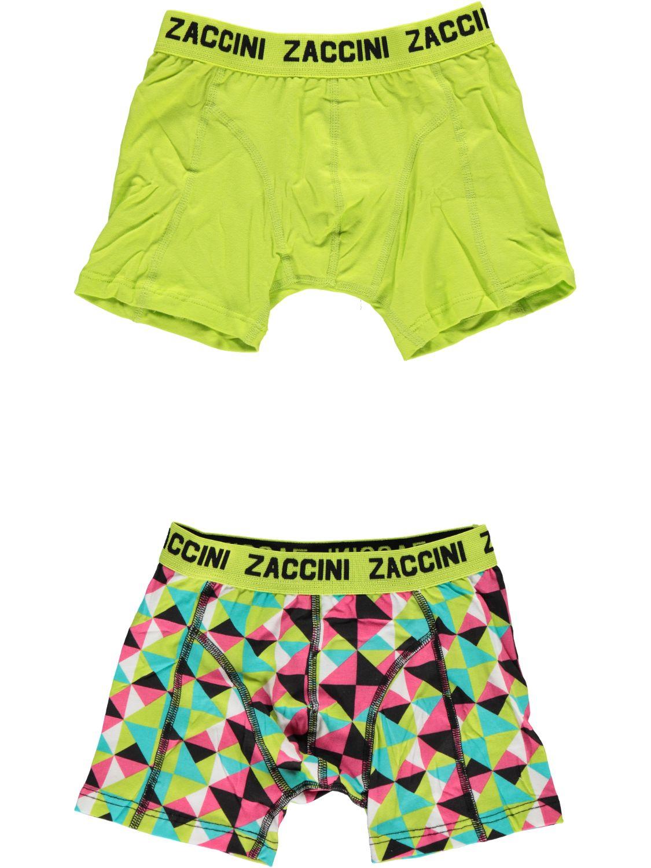 Zaccini Underwear 2-Pack short