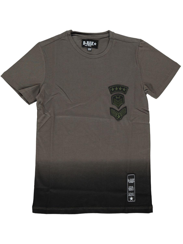 D-rak Shirt korte mouw