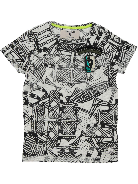 Garcia Shirt korte mouw