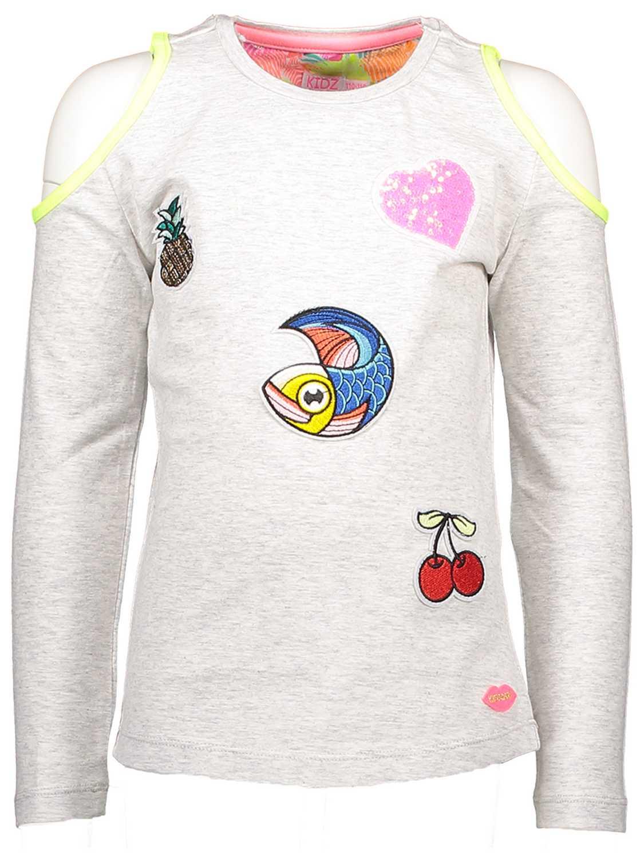 Kidz-art Shirt lange mouw