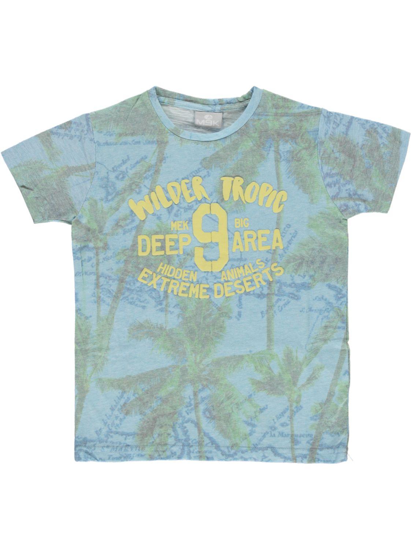 MEK Shirt korte mouw