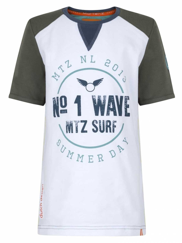 Mortenz Shirt korte mouw