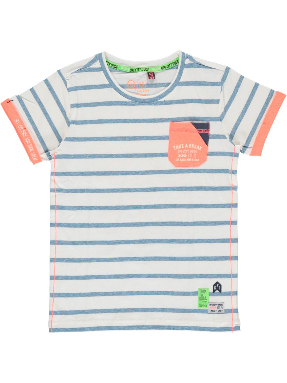 Quapi Shirt korte mouw