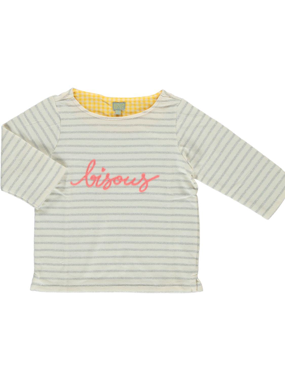 Room Seven Sweater 3/4 mouw