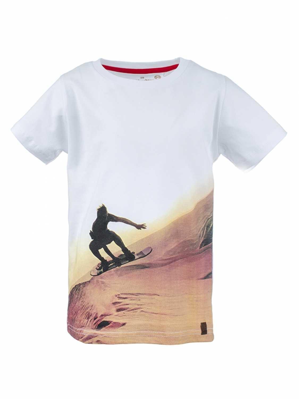Stones and Bones Shirt korte mouw