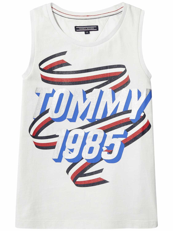 Tommy Hilfiger Shirt KG0KG03508 Bright Wh 28cde13a7f