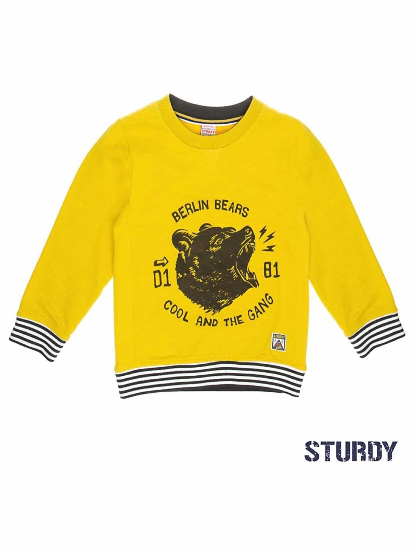 a9b56b3d443 Sturdy Sweater 71600266 Yellow