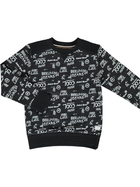 bfbbd3023c9 Sturdy Sweater jongenskleding 71600267 Anthracite | Kinderkleding ...