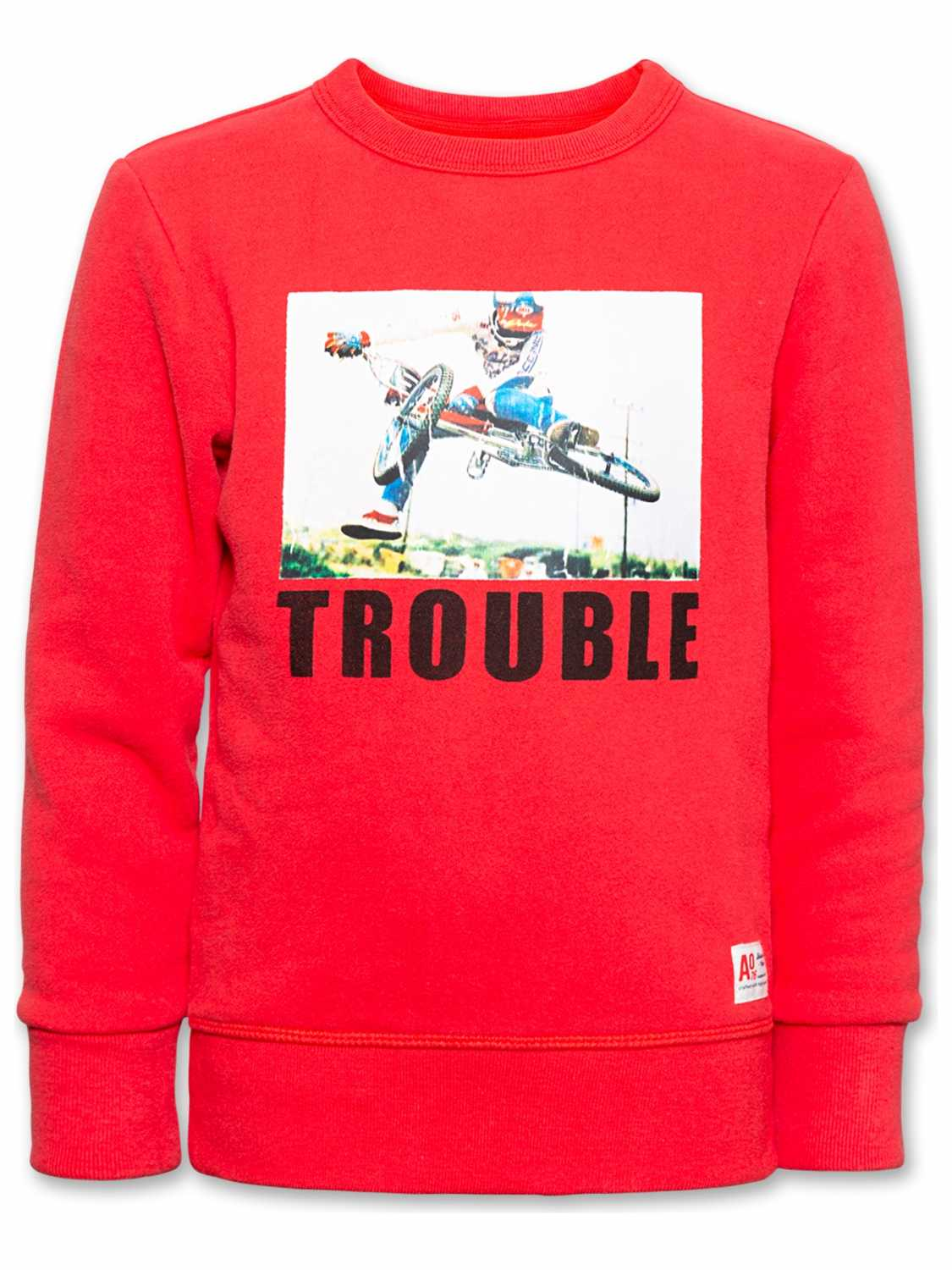 American Outfitters Sweater - jongens - Rood -