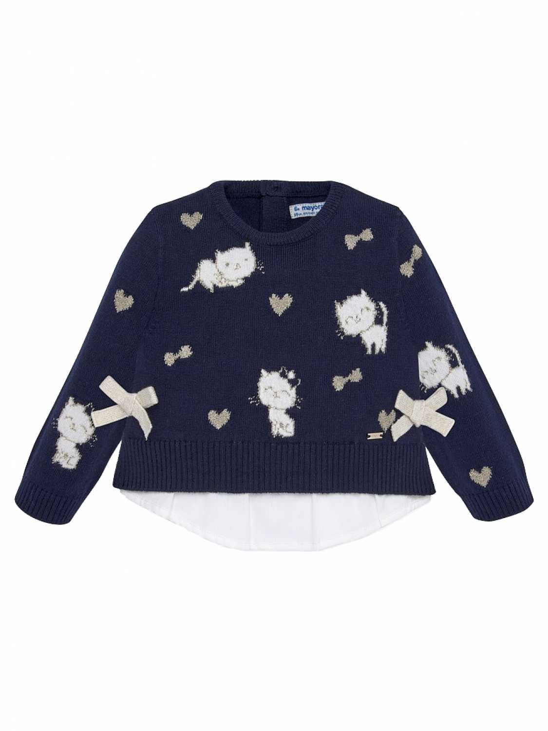 Mayoral Sweater  - meisjes - All over print -