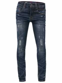 Broek Blue Rebel