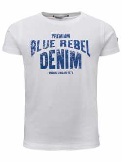 Shirt Blue Rebel