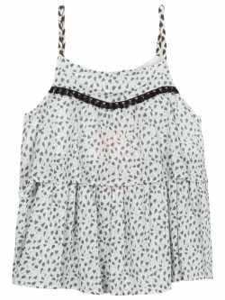 3pommes Top - meisjes - All over print -