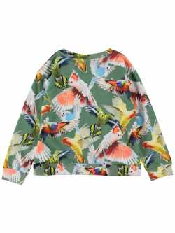 Molo Sweater - meisjes - All over print - achterkant