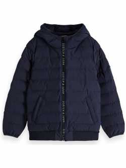 Winterjas Scotch & Soda